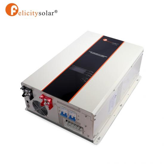 Pure Sine Wave Power Inverter With Solar Charger