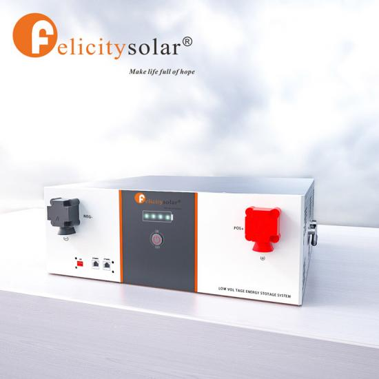 6.255kwh Lithium Battery Pack For Home Use Solar System